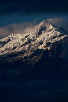 Mt Narsing by Phil Carpenter
