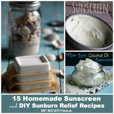 homemade-sunscreen-recipes