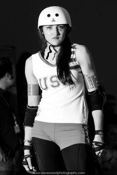 Fisti Cuffs - Gotham Girls All Stars - Team USA by Dave Wood Photography (2011)