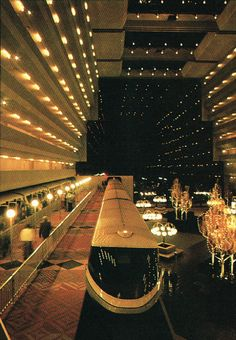 Contemporary Resort, 1970s.
