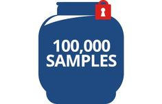 Over 100,000 samples