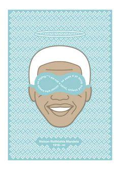Nelson Mandela. Mandela Poster Project
