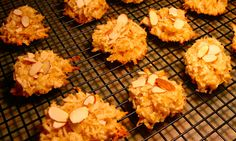 Coconut Almond Cookies Recipe | Do More For Less