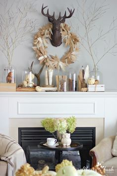 Craftberry Bush:  Fall Home Tour