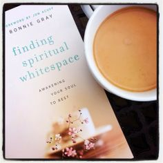 Finding Spiritual Whitespace {A Book Review}