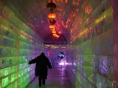 Harbin Ice & Snow Festival-China-I need to see this in person!
