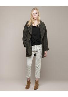 Étoile Isabel Marant / Diego Oversized Jacket