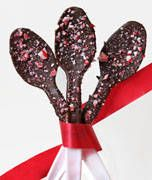 Peppermint Spoons