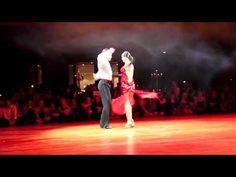 Andrey Zaytsev & Anna Kuzminskaya - Rumba-Show - YouTube