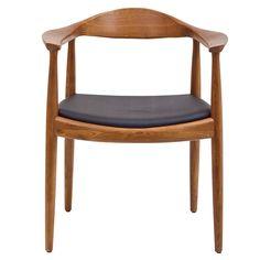 Hans Wegner Kennedy Presidential Debate Dining Arm Chair