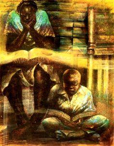 . book art, afrocentr art, mahogani art, awesom art, black art