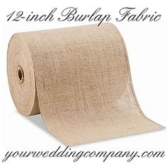 great site for wedding supplies.