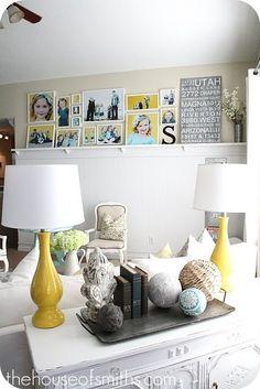 Love EVERYTHING! ... beautiful room!