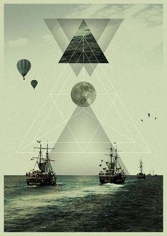 Love the geometry.