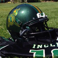 Check out the new chrome football helmet decals for Incline High School.  Look great, play great!  #chromefootballhelmetdecals #chromefootballdecals #chromedecals #footballhelmetdecals #footballdecals #helmetdecals #helmetswag #uniswag #healyawards