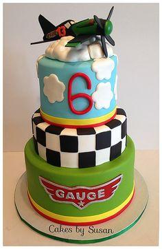 Cars cakes & More - Rocket cake, truck cake, RV cake, motorcycle cake, train cake, antique car cake.