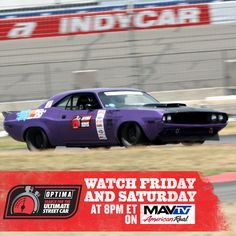 Don't miss a single episode of OPTIMA's Search for the Ultimate Street Car on MAVTV. This is Cris Gonzalez's 1970 #Dodge #Challenger
