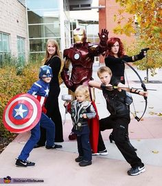 Avengers Family Cost