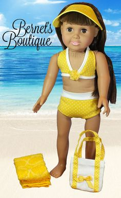 American Girl Doll ClothesItsybitsyteenyweenie by BernetsBoutique, $19.95