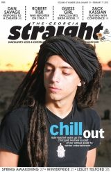 Check out this week's Straight for our Chill Out guide to winter fun and entertainment http://www.straight.com/life/348131/chill-out-georgia-straights-guide-winter-entertainment