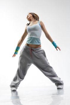 Hip hop pants.