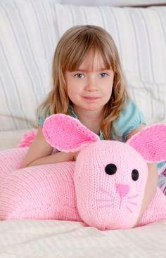 Bunny Pillow Pal