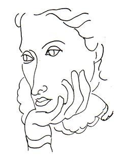 Art - Drawing - Henri Matisse