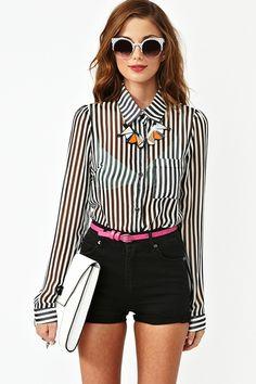 #retro #cute #outfit #stripes #pretty #rad #fashion #style #pink