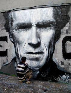 Clint Eastwood by Flow TWE CREW by FLOW TWE