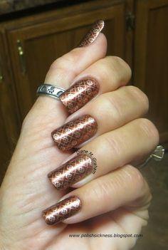 http://www.polishsickness.blogspot.com/2013/11/this-seems-soooo-boring.html Ninja Nail Polish Lacquer Floam Holographic metallic effect nail polish @opulentnails #ninjanails #floam