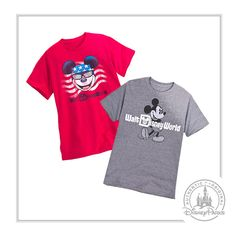 Surprise your kids with a Walt Disney World vacation by placing this shirt in their closet!
