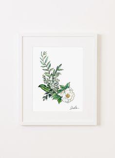 Botanical No. 1 (print)