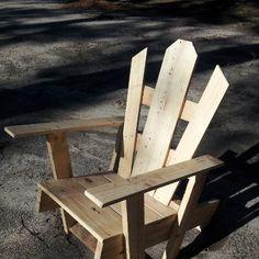 Pallet Chair!