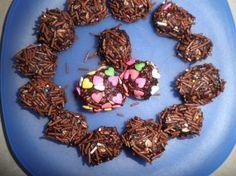 Sweden – Chokladbollar (Chocolate balls)