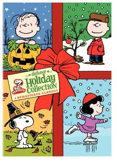 Peanuts Holiday Collection (Its the Great Pumpkin, Charlie Brown / A Charlie Brown Thanksgiving / A Charlie Brown Christmas) $20.99