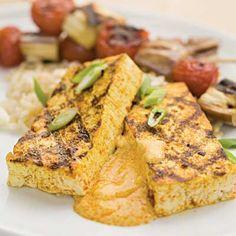 Tandoori Tofu Recipe - KitchenDaily