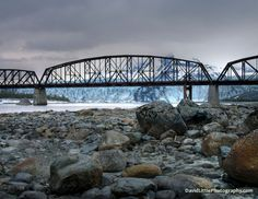 Million Dollar Bridge, Cordova, Alaska