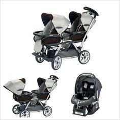 Best twin stroller