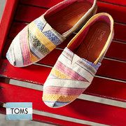 TOMS are on sale on #zulily today!