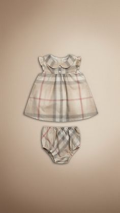 Burberry Baby Girl Dresses