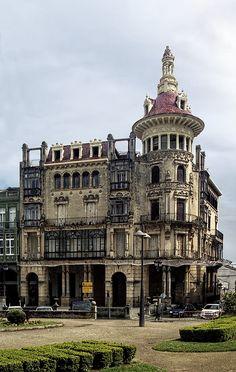 Edificio, Galicia