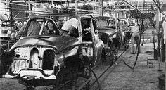Subaru 360 production #MelvilleSubaru #360 #Subaru