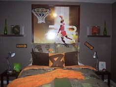 basketball, basketbal bedroom, ayden room, tristan bedroom, boy bedroom sports, kid room, teen boys bedroom sports, teen room, boy bedsrooms