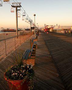 Seaside Heights NJ.