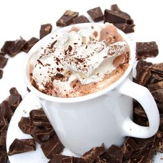 The Best Low Calorie Hot Drinks for Cold Weather