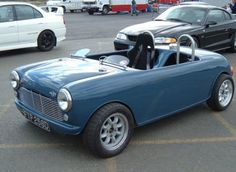 classic mini roadster