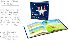 How top catch a Star - Oliver Jeffers