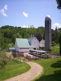 White Farm Barn
