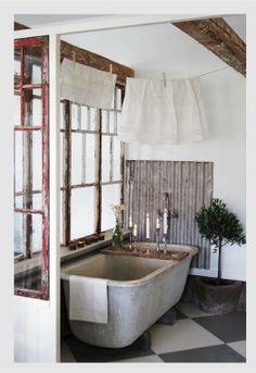 vasche da bagno vintage
