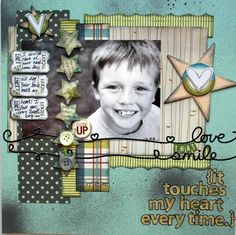 Love That Smile - Scrapbook.com Use later sk8r